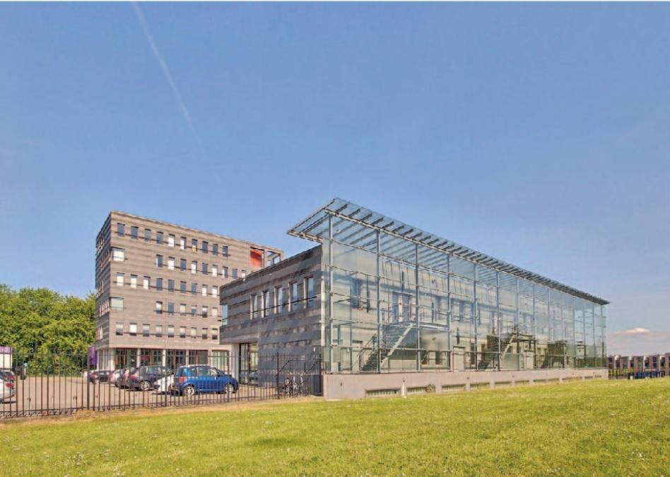 Kantoor in NL- New Vision Housing